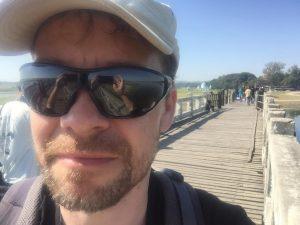 Nils Römeling 2017 auf Reisen in Myanmar !
